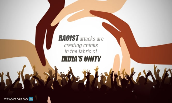 India is a land of Unity in Diversity