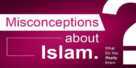 Misconceptions about Islam
